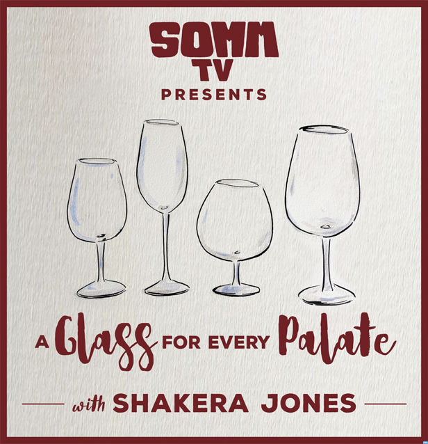 """SommTV """"A Glass For Every Palate"""" Podcast with Shakera Jones Interview"""